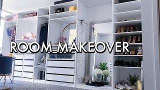 EXTREME ROOM MAKEOVER (BEAUTY/FILMING ROOM) | Shalom Blac