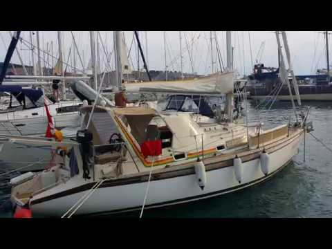 Marina in Bar / Montenegro
