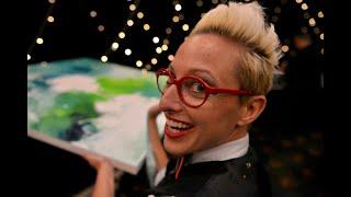 Speed Painter Sarah Rowan Promo Video
