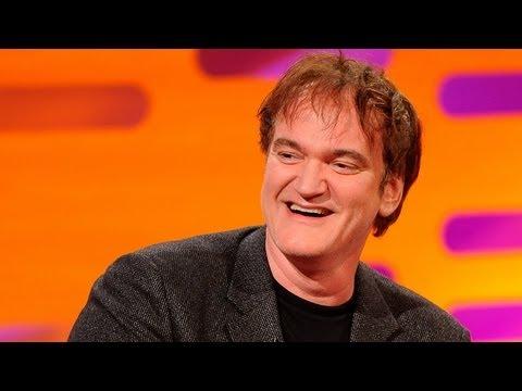 Quentin Tarantino on the 'Pulp Fiction' dance - The Graham Norton Show - BBC One