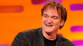 Quentin Tarantino on the 'Pulp Fiction' dance - The Graham Norton Show - BBC One