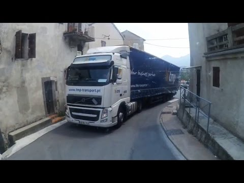 Truckers on the move 80