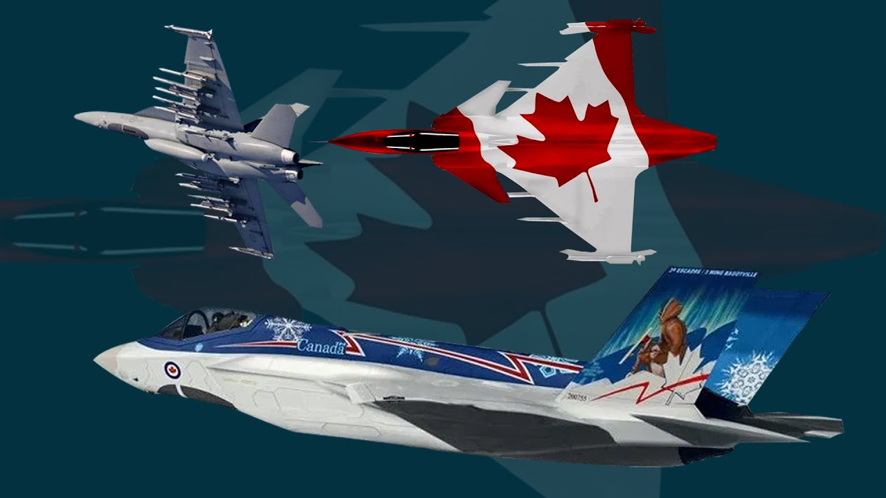 Canada's Next-generation Super Fighter jets Capabilities