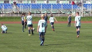 Третий этап первенства области по футболу среди юношей прошёл в Верхней Салде