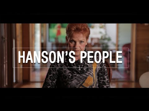 Pauline's People: One Nation's new supporters- The Feed