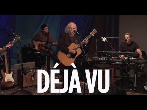 """David Crosby """"Déjà vu"""" // SiriusXM // Classic Vinyl"""