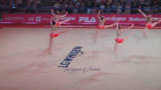 RUSSIA 10 clubs - 2013 LG Whis…