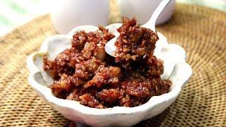 南洋風味蝦米辣椒醬