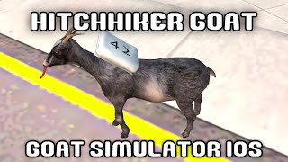 How To Get The Hitchhiker Goat In Goat Simulator