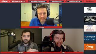 PKA 427  Live Streamer Shot, Kyle's Enormous Meat, Sucking Super Powers from People