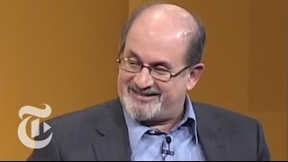 TimesTalks: Salman Rushdie: The 'Job' of Writing | The New York Times