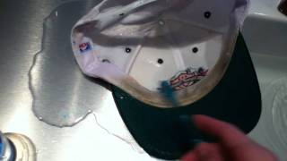 Hat Cleaning Tip: How To Clean the Sweatband [ProfessorSnapp]