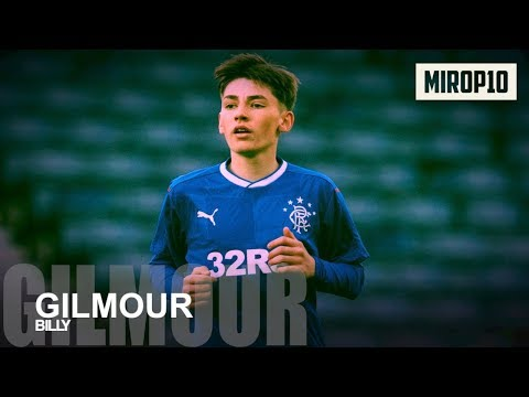 BILLY GILMOUR ✭ CHELSEA ✭ BILLY THE KID ✭ Skills & Goals ✭ 2017