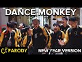 TONES AND I - DANCE MONKEY INDONESIAN PARODY MENARI