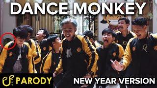 Download TONES AND I - DANCE MONKEY (INDONESIAN PARODY MENARI)
