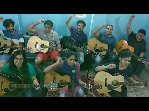 Grammy Award Winning Song - All of Me, attempted by our Beginner Level Students