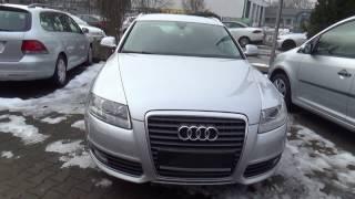 Audi z Niemiec: AUDI A6 kontra AUDI A6 /Aichach + Nortmoor/