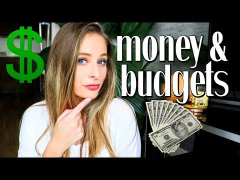 FINANCES 101| How to Budget + Save Money // Millennial Edition