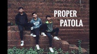 Proper Patola Dance Cover Namaste England | Arjun | Parineeti | Badshah | Diljit | Aastha