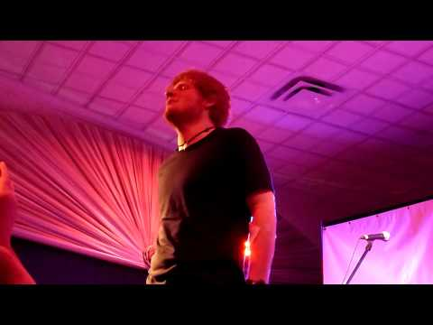 "Ed Sheeran - ""The Parting Glass"" - 3/15/12 - Austin, TX - SXSW 2012"