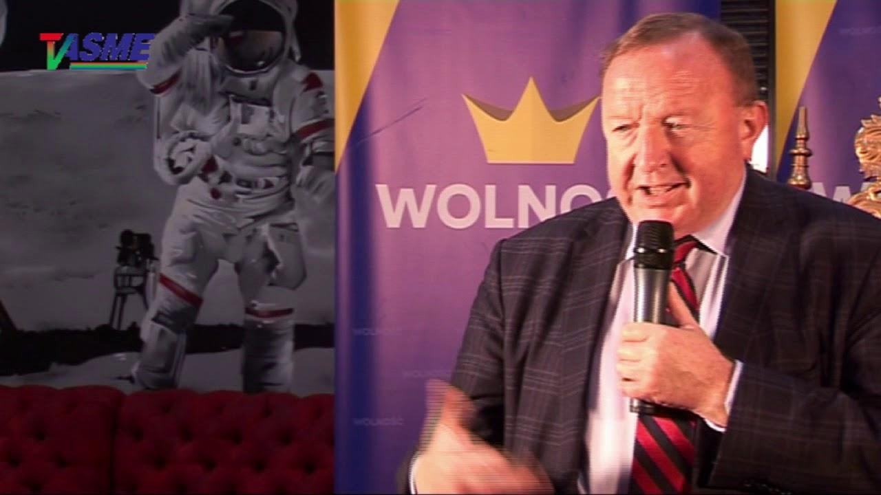 Polska na tle polityki światowej – spotkanie Stanisława Michalkiewicza, Częstochowa, 20.10.2017