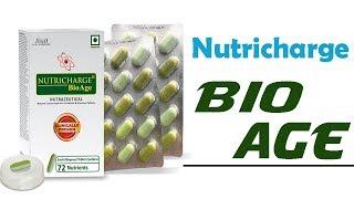Nutricharge Bio Age - Bio age- Nutricharge Bio age details information-Rcm nutricharge bio age