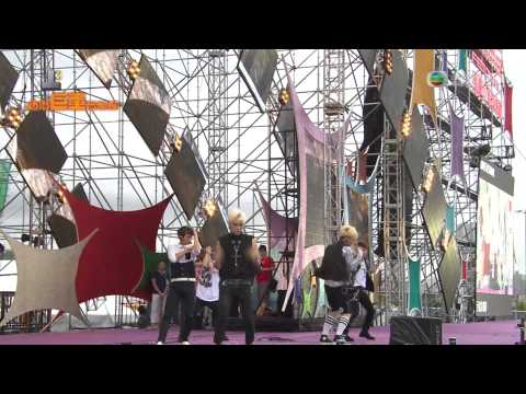 130701 SHINee - Dream Girl + Sherlock + Beautiful+ Why so serious? @Hong Kong Dome Festival[1080p]