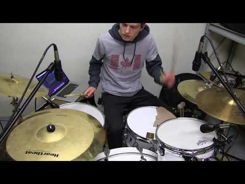 The Stand - Live (Drums)