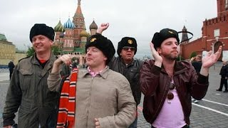 Иностранцы Слушают Русскую Музыку