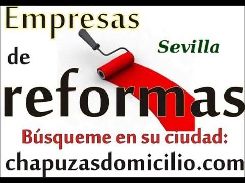 Empresas de reformas sevilla viviendas y locales youtube - Constructoras en sevilla ...