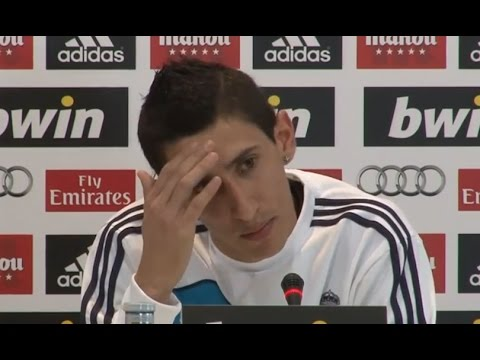 Barcelona 6-1 PSG: Angel Di Maria Reacts*