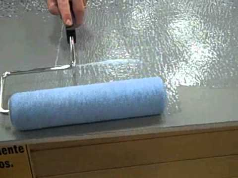 How to apply Epoxy Paints  YouTube