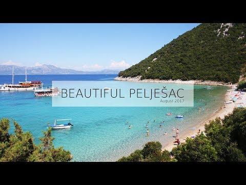 Beautiful Pelješac 2017 - Trpanj, Lovište, Orebić, Viganj, Kućište 1080p 60 fps