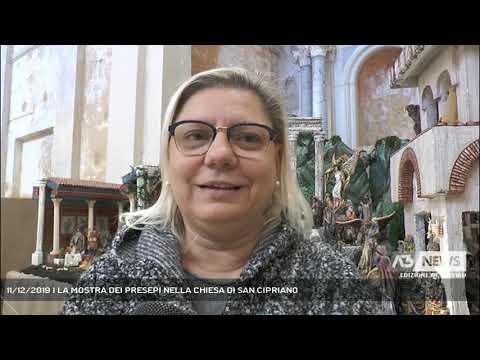 11/12/2019   LA MOSTRA DEI PRESEPI NELLA CHIESA DI...