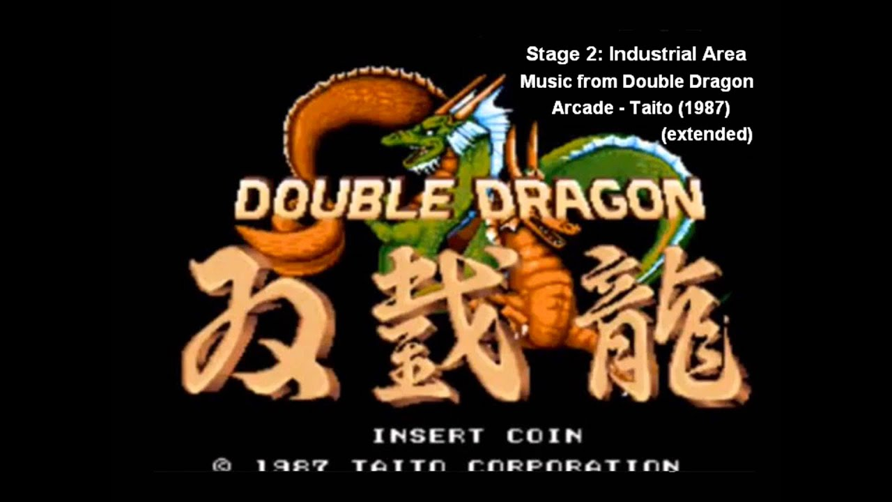Double Dragon Arcade Ost Stage 2 Industrial Area Music