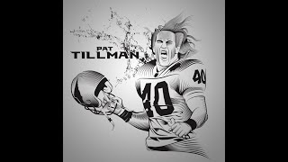 A real American HERO #42 and our commitment to the Pat Tillman Foundation.