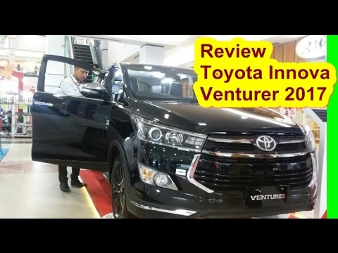 kelebihan dan kekurangan all new kijang innova diesel inner grill grand avanza toyota venturer youtube