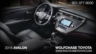The 2016 Toyota Avalon   Wolfchase Toyota