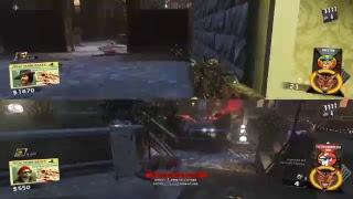 Transmissão ao vivo da PS4 de bacuri games no infinity zomdies