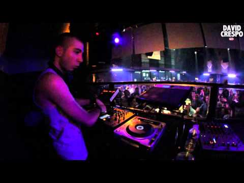 David Crespo @ CLR Night by The MAD Fest (03.11.2012 - Inox)