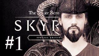 Skyrim Remaster - Parte 1: Eu Sou Midrovar! [ Série Playthrough em PT-BR ]