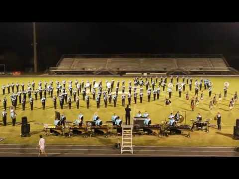 Hagerty High School Marching Band 9-29-17: Fantastic Beasts And Where To Find Them