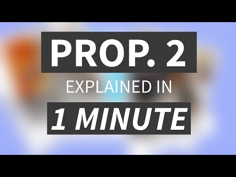 California Proposition 2, mental health money for housing, explained in less than 1 minute