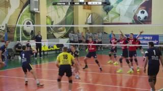 Волейбол. Шахтер - МВК (13.11.2016)