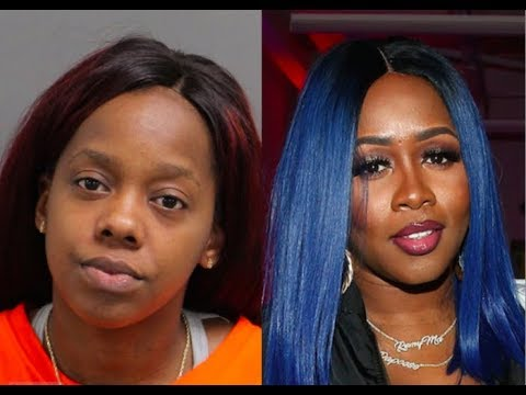Remy Ma Sister Arrested For Shooting At A Car & Running Victim Over.