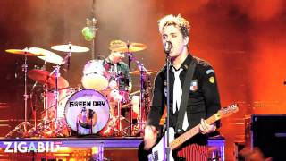 Green Day - Brain Stew (Live)
