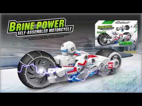 SUBOTECH DIY001 - Power Self-assembled Motorcycle