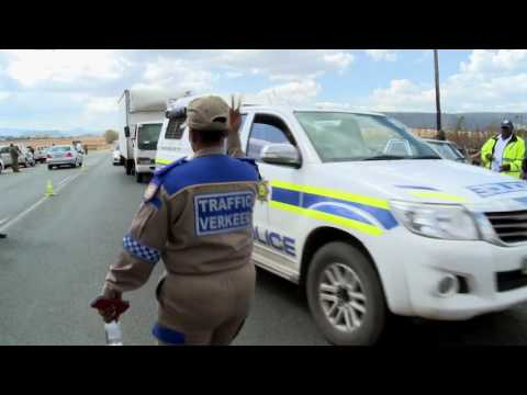 Free State Dept. of Police Roads and Transport