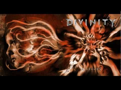 DIVINITY - Allegory - Induce Lyric Video