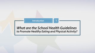 The cdc publication school health guidelines to promote healthy eating and physical activity outlines evidence-based recommendations for schools address h...
